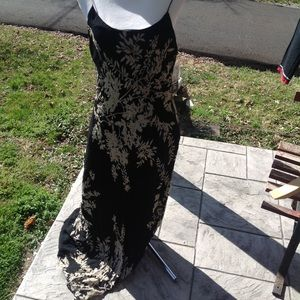 Express maxi dress.